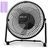 OPOLAR Battery Powered Rechargeable Desk Fan with 6700mAh,...