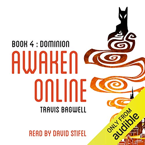 Awaken Online: Dominion audiobook cover art