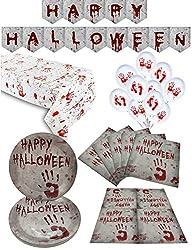 Prepárate con más de 20 decoraciones de Halloween para interiores 53
