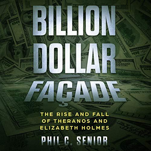 Billion Dollar Façade audiobook cover art
