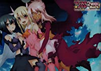 Fate/kaleid liner プリズマイリヤ ツヴァイ ( 2wei ) ヘルツ!  クリアファイル ( 美遊・エーデルフェルト & イリヤ & クロ )