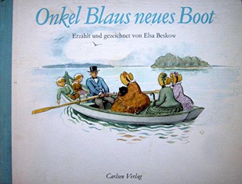 Onkel Blaus neues Boot