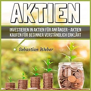 Aktien: Investieren in Aktien für Anfänger Titelbild