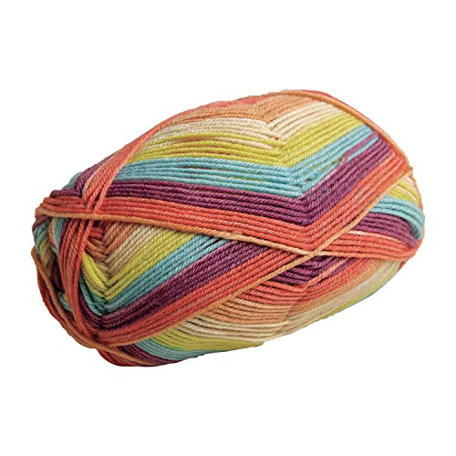 Knit Picks Felici Fingering Weight Sock Yarn - 50 g (Pinwheel)