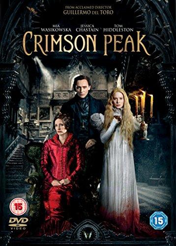 Crimson Peak [DVD] [2015] UK-Import, Sprache-Englisch.