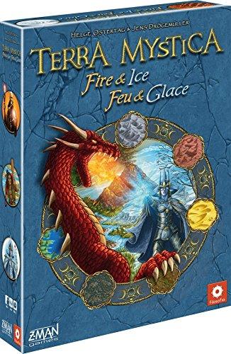 Z-Man Games ZMG71242 - Terra Mystica Fire and Ice Brettspiel