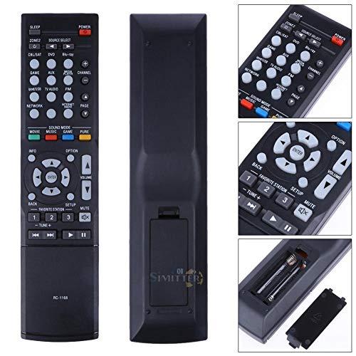 Ochoos Universal für Denon AV-Receiver AVR-X500 AVR-X6200W AVR-2112CI RC-1192 Fernbedienung