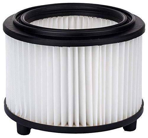 Bosch Home and Garden 2609256F35 Kartuschenfilter für Staubsauger UniversalVac 15 und AdvancedVac 20, waschbar