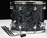 DW Performance Series Floor Tom - 12 Inches X 14 Inches Black Diamond FinishPly