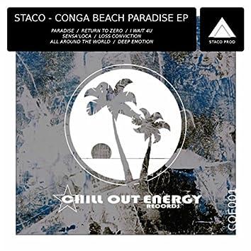 Conga Beach Paradise EP