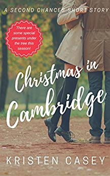 Christmas in Cambridge by [Kristen Casey]