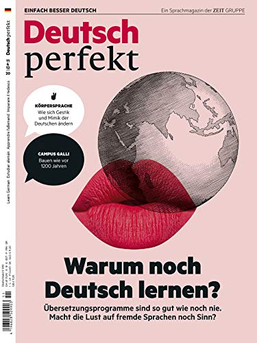 Deutsch Perfekt 11&12/2020