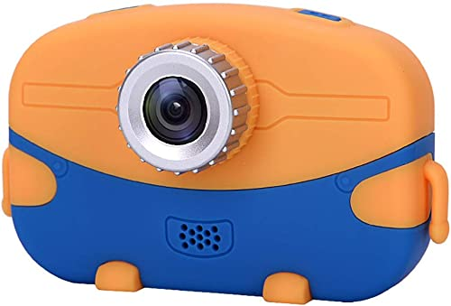 Caméra Enfant Mini caméra numérique pour Enfant 2.0 Pouces 12 Millions de Pixels Caméra HD Antichute Caméra antidérapante pour Garçons et Filles