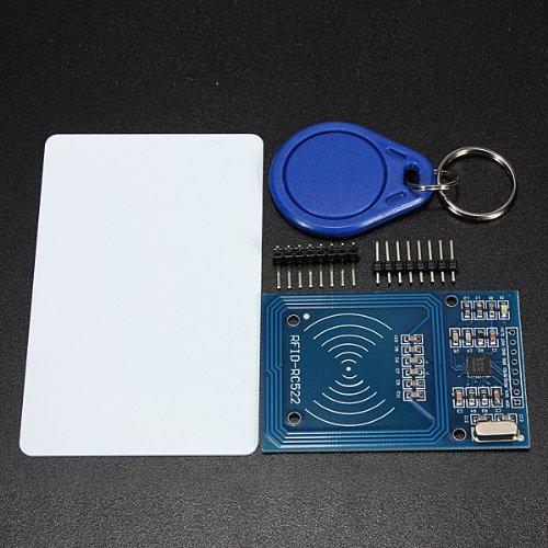 Amazon.de - MFRC522 RFID Reader Module + S50 Blank Card + Keychain
