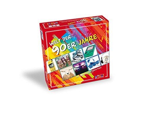 Huch & Friends 879660 - Welt der 90er, Wissensspiel