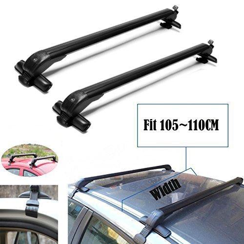 Travesaños universales para el equipaje en el techo del coche, con sistema...