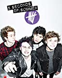 5 Seconds of Summer - Single Cover Mini Pop Musik Band