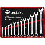 TecTake Juego de llaves bolsa tipo rollo varios modelos y cantidades Tipo 2 | no. 402493 incl