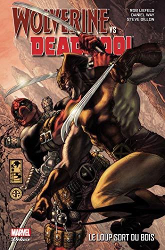 Wolverine vs Deadpool