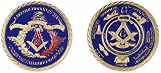 秘密結社 フリーメイソン コイン Freemasonry 記念コイン