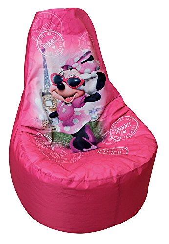 Fun House 712930 Disney Minnie Birne – Sitzsack für Kinder