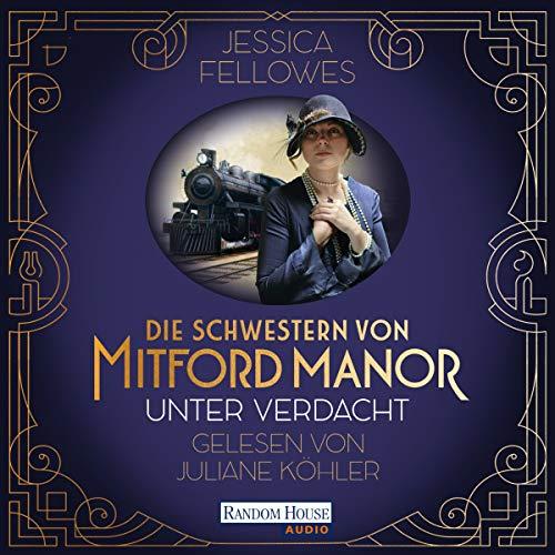 Unter Verdacht audiobook cover art