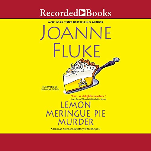 Lemon Meringue Pie Murder cover art