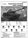 Trumpeter 00316 Modellbausatz Russischer schwerer Panzer IS-3 M -