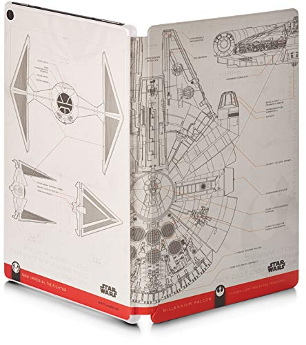 Amazon Fire HD 10 Tablet Case, Star Wars Millennium Falcon (Limited Edition)