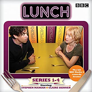 Lunch: Complete Series 1-4 audiobook cover art