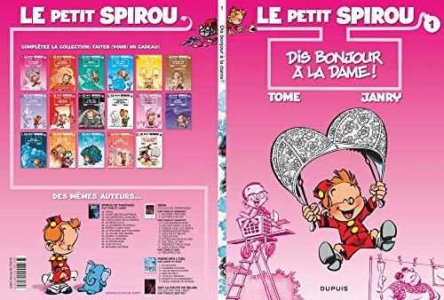 Le Petit Spirou, tome 1 : Dis bonjour à la dame !