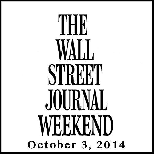 Weekend Journal 10-03-2014 audiobook cover art