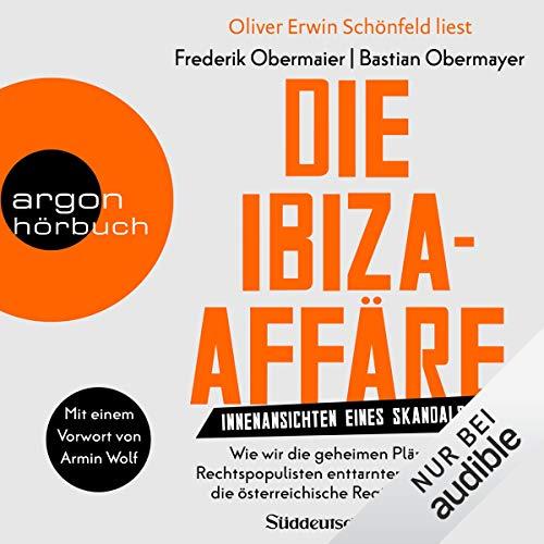 Die Ibiza-Affäre - Innenansichten eines Skandals Titelbild