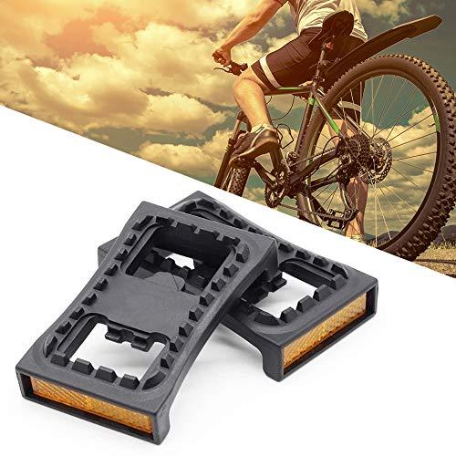 ZqiroLt Cleat Pedal, Adattatore MTB Mountain Bike Piatto per Pedali Clipper M520 M540 M780 M980