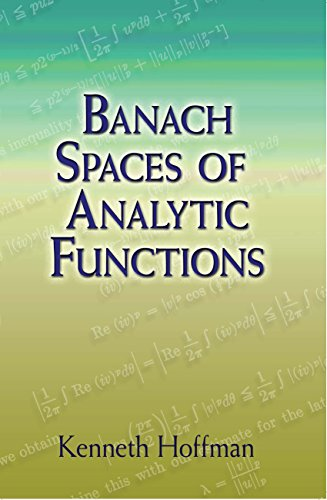 Banach Spaces of Analytic Functions (Dover Books on Mathematics) (English Edition)