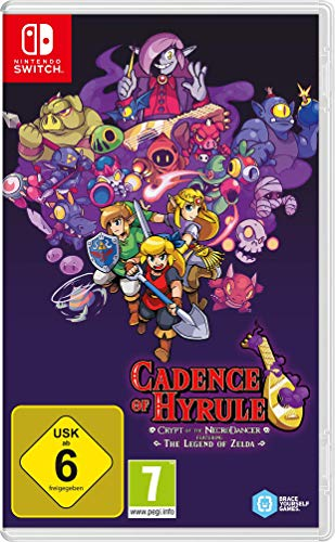 Cadence of Hyrule - Crypt of the NecroDancer Featuring The Legend of Zelda: Nintendo Switch