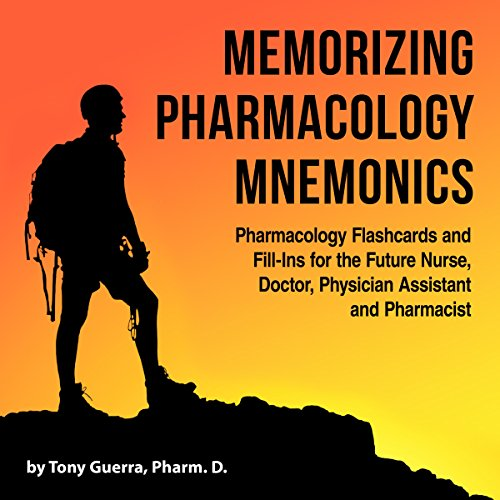 Memorizing Pharmacology Mnemonics cover art