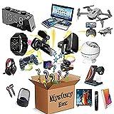 Caja de desafío,Mystery Box, Caja misteriosa, aleatorios Caja misteriosa, Se Puede Abrir: Drones, Auriculares, Bonitos Regalos Lo ltimo, Lucky Box Juguete Cualquier Cosa Posible