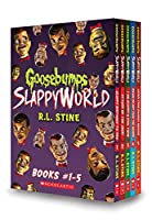 Goosebumps Slappyworld: Slappy Birthday to You / Attack of the Jack / I Am Slappy's Evil Twin / Please Do Not Feed the Weirdo / Escape from Shudder Mansion