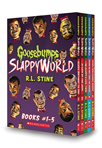 Goosebumps SlappyWorld Box Set: Books 1-5