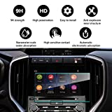 YEE PIN Navigation Display Tempered Glass Screen Protector for 2019 Subaru Ascent Starlink 8Inch, Reduce The Fingerprint Automatic Adsorption Scratch Resistance
