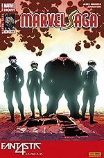 Marvel saga v2 10 - Fantastic four : La fin de James Robinson