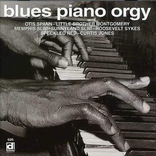 Blues Piano Orgy / Various