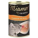 Miamor Bebida vital con pollo   24 x 135 ml para gatos