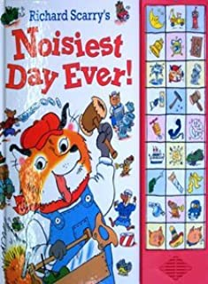 Richard Scarry's noisiest day ever!