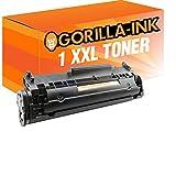 Gorilla-Ink 1 Cartucho de tóner Compatible con HP Q2612A 12A Black   para HP Laserjet 3020/3020 AIO / 3030/3030 AIO / 3050/3050 Z / 3052/3055 / M 1005 MFP/M 1319 F MFP