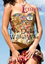 The Duke's Willful Wife (Friends Forever Book 2)