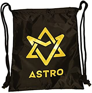 KPOP Astro Backpack Casual Shoulder Bag String Astro Draw String Bags 369