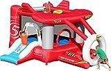 HappyHop - Happy Hop 9237. Castillo Hinchable Forma de avión.