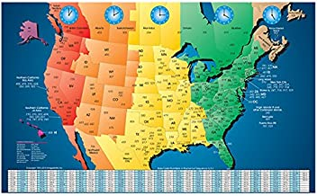 Best Us Time Time Zone Map of 2020 - Top Rated & Reviewed